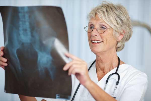 تشخیص تومور استخوان