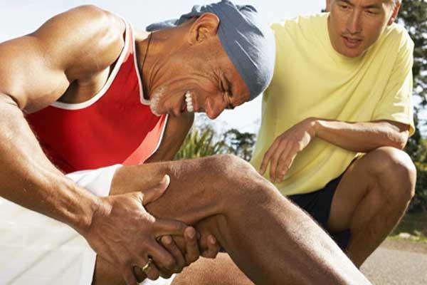 رادیولوژی آسیب های ورزشی