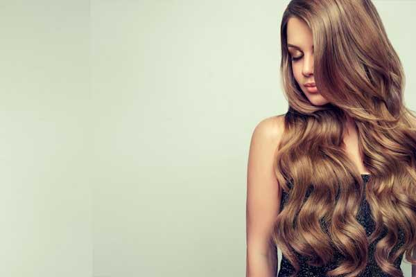 راه های داشتن موهای براق