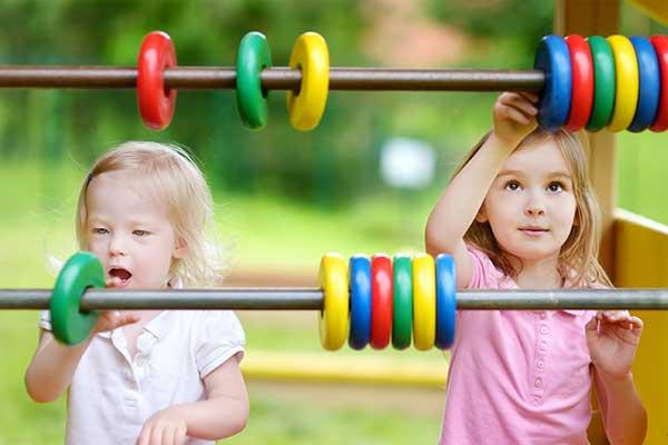 مهارت های حرکتی کودکان