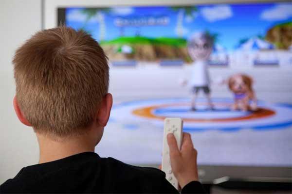 بیش فعالی با بازی های ویدیویی
