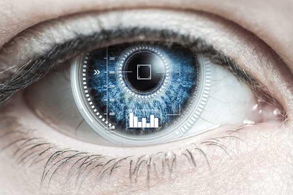 تشخیص بیماری از روی عنبیه چشم