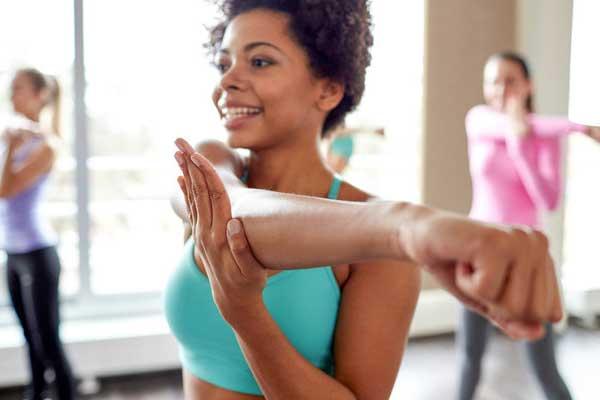 بهترین تمرینات ورزشی برای خانمها