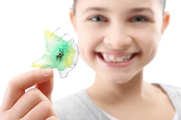 فضانگهدارنده دندان کودکان