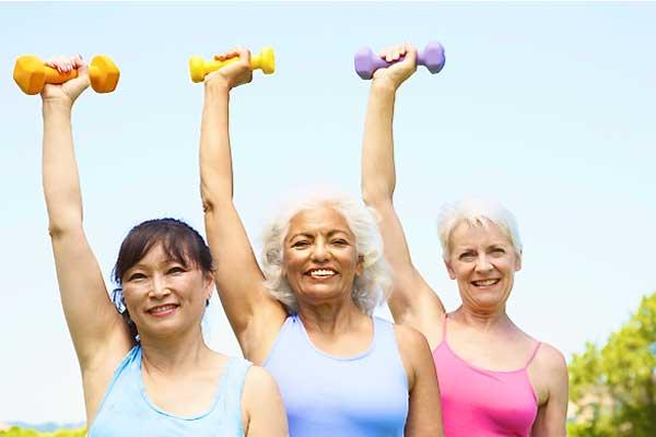 ورزش برای جلوگیری از پوکی استخوان