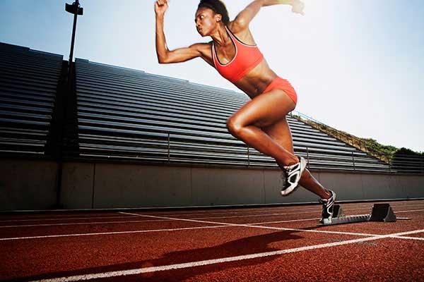 دختران ورزشکار و قاعدگی