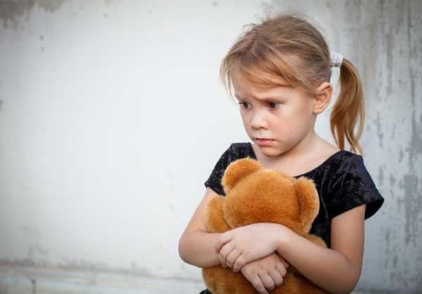 کنترل اضطراب کودکان