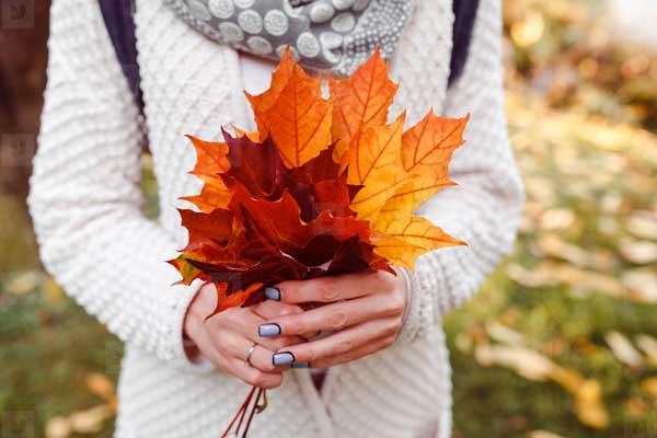 افسردگی و نگرانی در پاییز