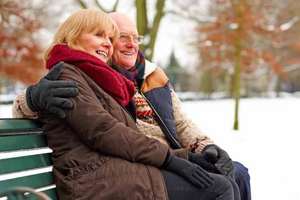 وضعیت بیماران قلبی در زمستان