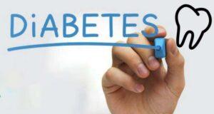 دیابت و سلامت دهان